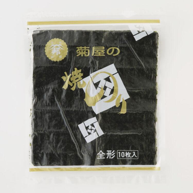 兵庫産 焼海苔 全型-01